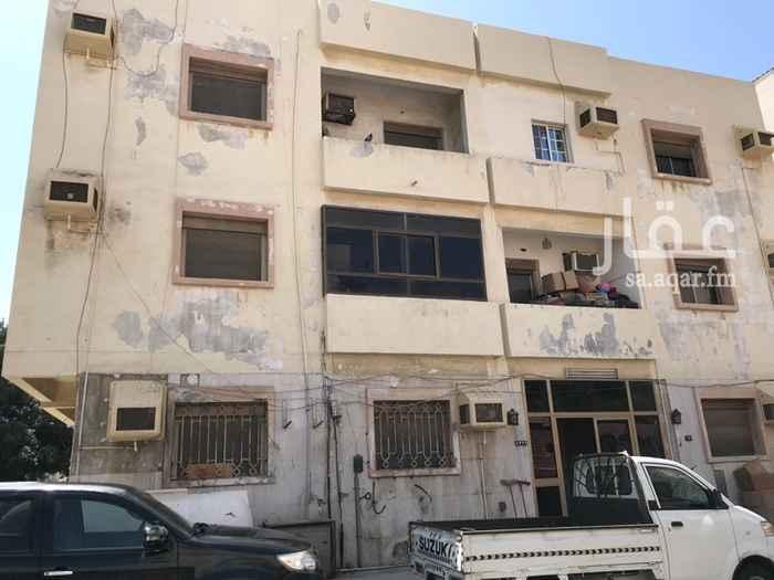 عمارة للبيع في شارع الكهرمان ، حي مشرفة ، جدة ، جدة