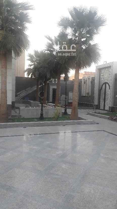 فيلا للإيجار في شارع الصحراء الليبية ، حي الخزامى ، الرياض ، الرياض