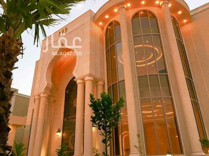 فيلا للبيع في شارع علي عبدالله القضاعي ، حي الخزامى ، الرياض