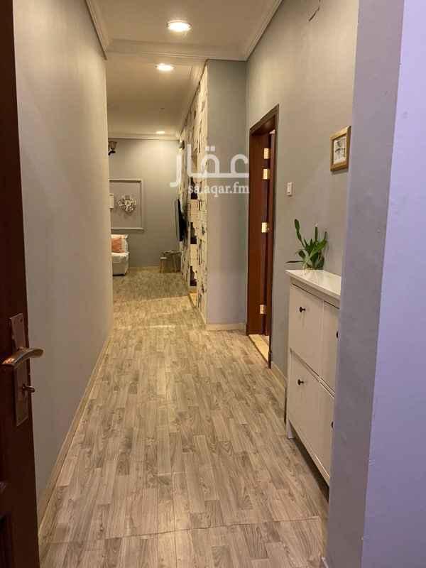 شقة للإيجار في شارع عبدالحفيظ القاريء ، حي السامر ، جدة ، جدة