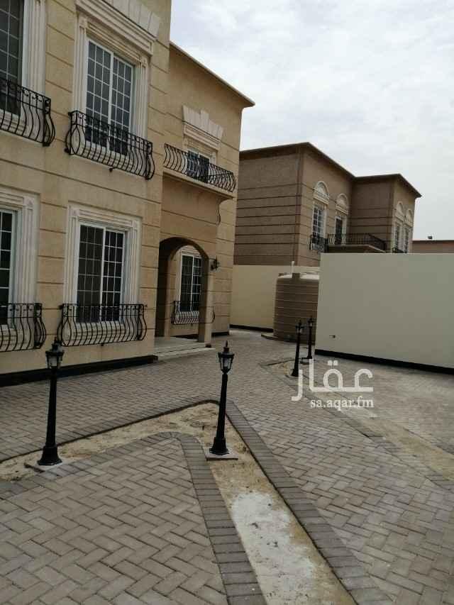 فيلا للبيع في شارع عبد الملك الجويني ، حي الخزامى ، الخبر ، الخبر