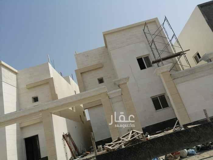 فيلا للبيع في شارع ابو عبد الرحمن بن عقيل ، حي الخزامى ، الخبر ، الخبر