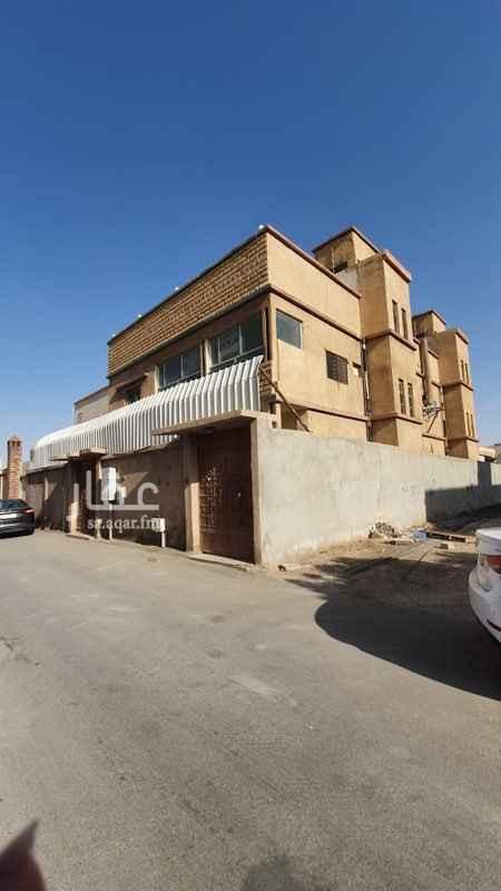 دور للإيجار في شارع ابراهيم المحدث ، حي العزيزية ، الرياض ، الرياض