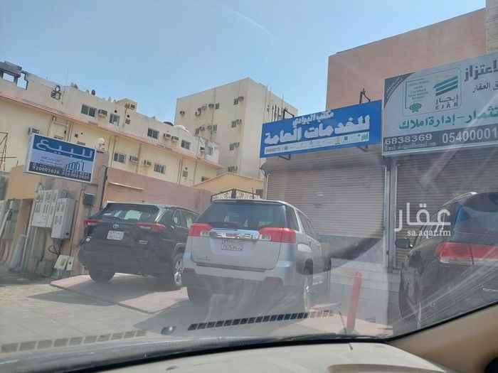 أرض للبيع في شارع الخطيب التبريزي ، حي البوادي ، جدة ، جدة