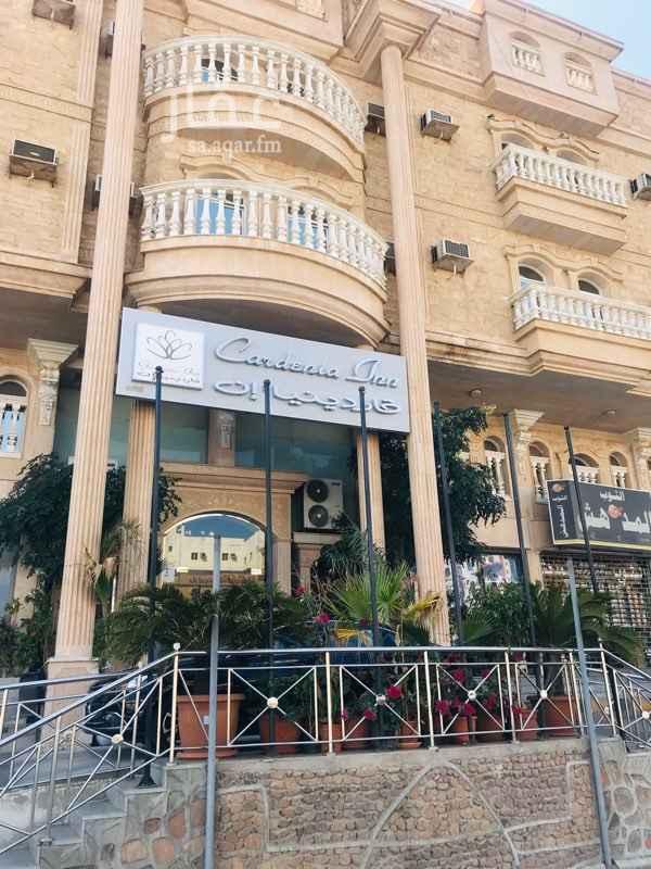 عمارة للإيجار في حي النزهة ، جدة ، جدة