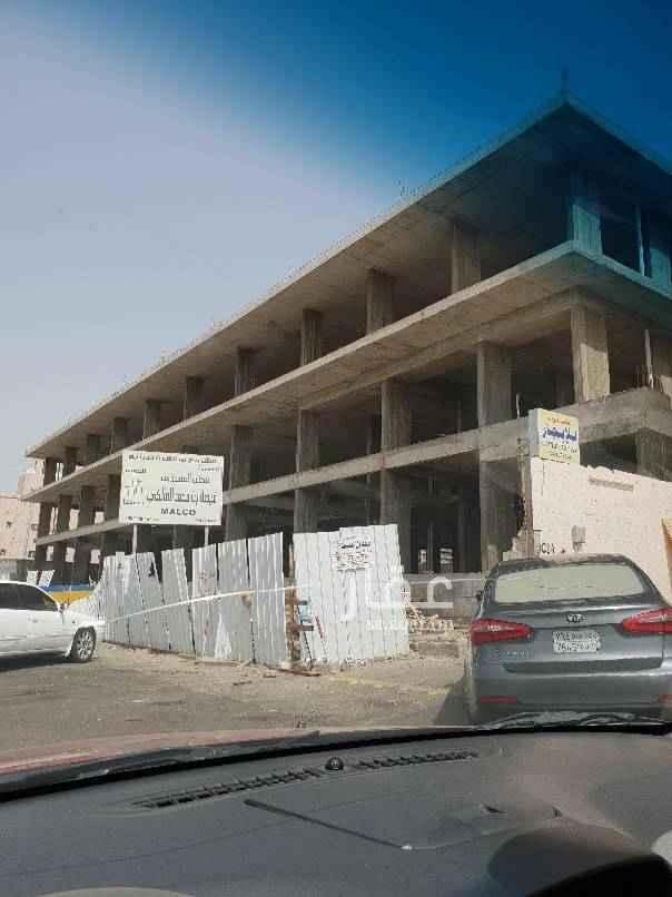 عمارة للإيجار في شارع انقره ، حي السامر ، جدة