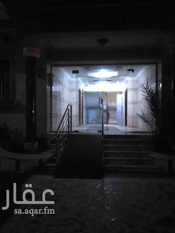 شقة للإيجار في شارع عبدالعزيز بن ابراهيم ، حي الصفا ، جدة