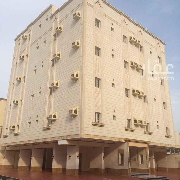 عمارة للإيجار في شارع عبدالرحمن بن حارث ، حي البوادي ، جدة