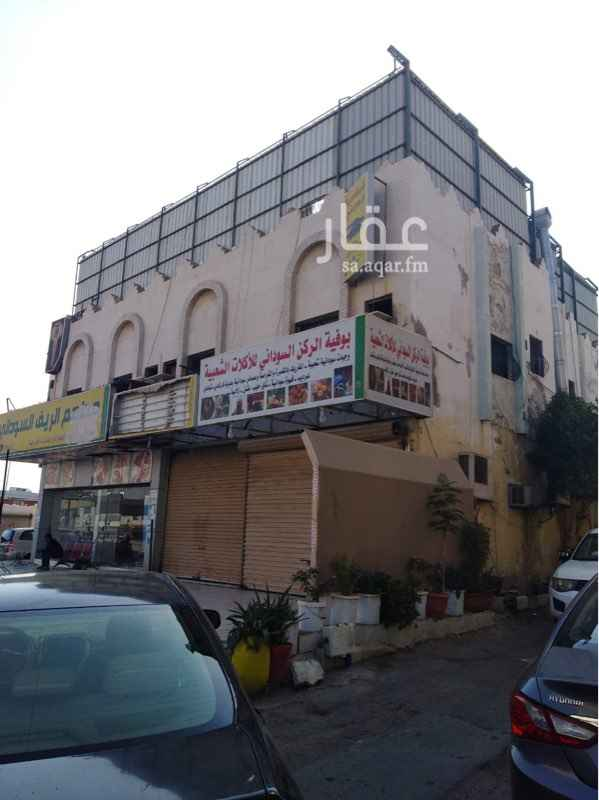 عمارة للبيع في شارع عبدالله بخاري ، حي العزيزية ، جدة ، جدة