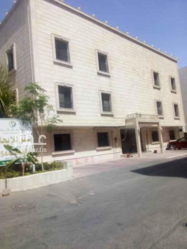 شقة للإيجار في شارع ابي طاهر الخطيب ، حي الروضة ، جدة ، جدة