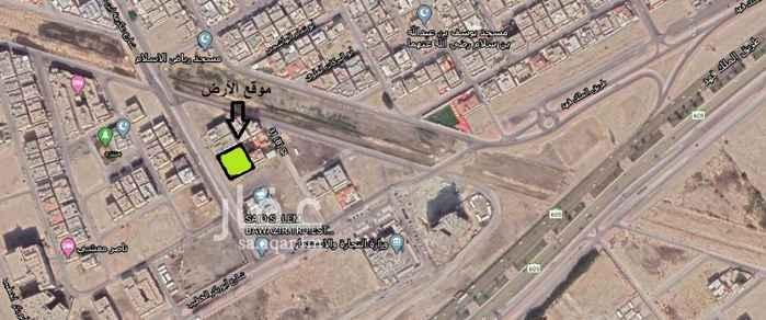 أرض للإيجار في شارع عكرمة بن عامر ، حي بدر ، الدمام ، الدمام