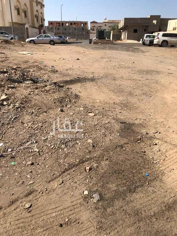 أرض للبيع في حي ، شارع يحيى بن اسماعيل المهاجر ، حي السكة الحديد ، المدينة المنورة ، المدينة المنورة