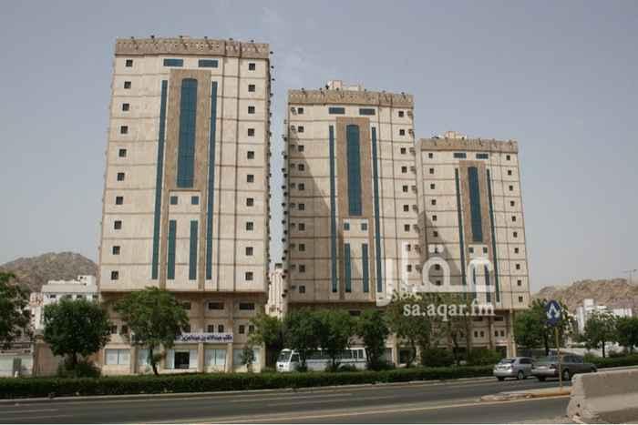 عمارة للبيع في شارع ابراهيم الخليل ، حي المسفلة ، مكة