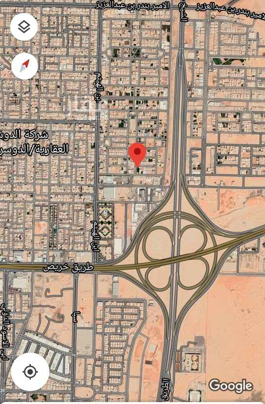 أرض للبيع في شارع سيف بن عزاز ، حي النهضة ، الرياض ، الرياض