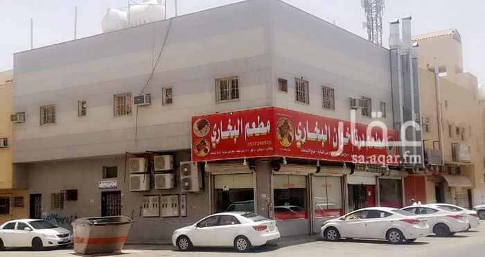عمارة للبيع في شارع مسلمه بن عبدالملك ، حي الجرادية ، الرياض