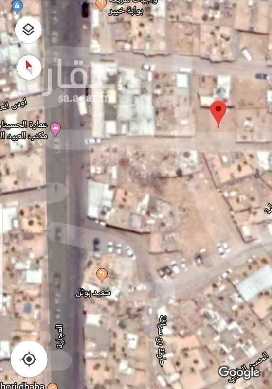 أرض للبيع في شارع ضمرة بن ثعلبة ، حي الشميسي ، الرياض