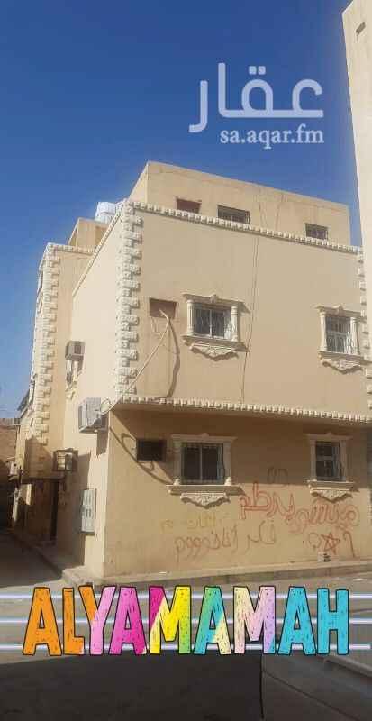 عمارة للبيع في شارع ابن اسد ، حي اليمامة ، الرياض