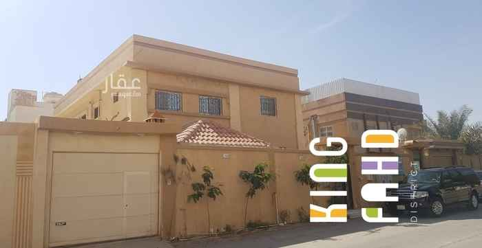 فيلا للبيع في شارع ابي الفتوح الخطيب ، حي الملك فهد ، الرياض ، الرياض
