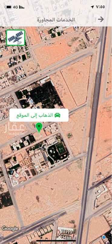 أرض للإيجار في الرمال, الرياض