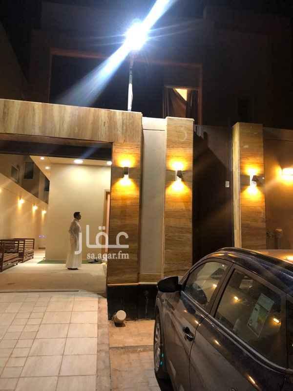فيلا للإيجار في شارع عيسى بن احمد المرشدي ، حي العارض ، الرياض ، الرياض