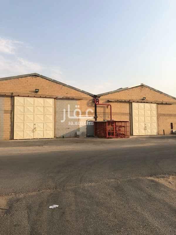 مستودع للإيجار في شارع عبد الرحمن الفضولي ، حي السلي ، الرياض