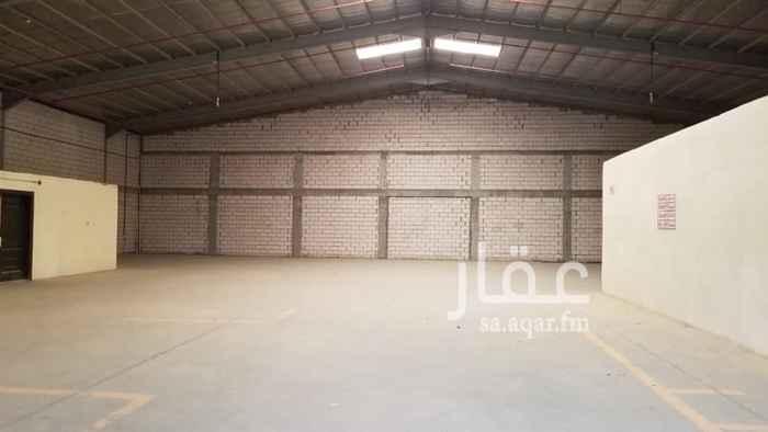 مستودع للإيجار في شارع محمد بن البشير ، حي السلي ، الرياض ، الرياض