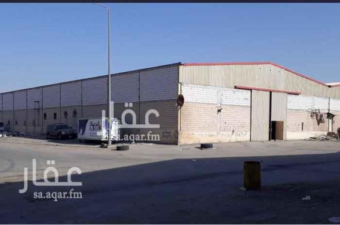 مستودع للإيجار في شارع الصفا ، حي السلي ، الرياض