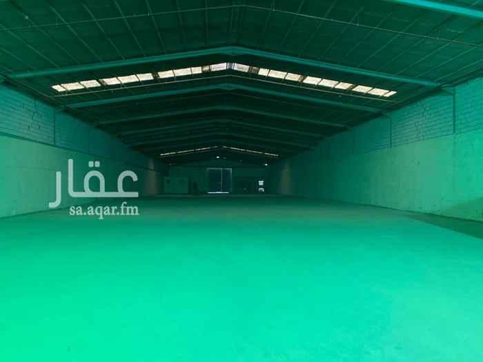 مستودع للإيجار في طريق ابو عبيدة عامر بن الجراح ، حي السلي ، الرياض ، الرياض