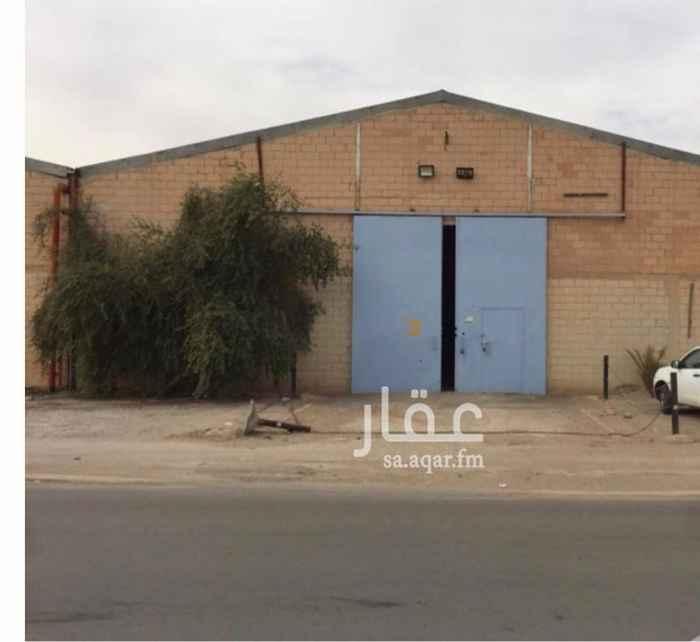 مستودع للإيجار في شارع شمائل ، حي السلي ، الرياض ، الرياض