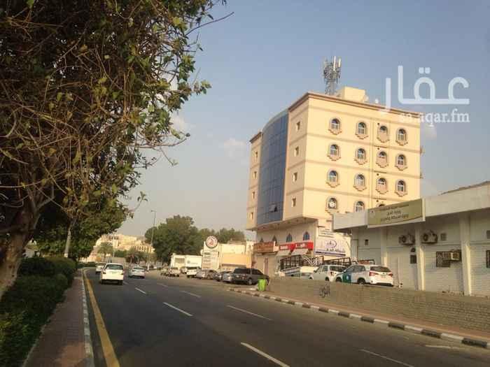مكتب تجاري للإيجار في طريق مكة جدة القديم ، حي الحمراء وأم الجود ، مكة ، مكة المكرمة