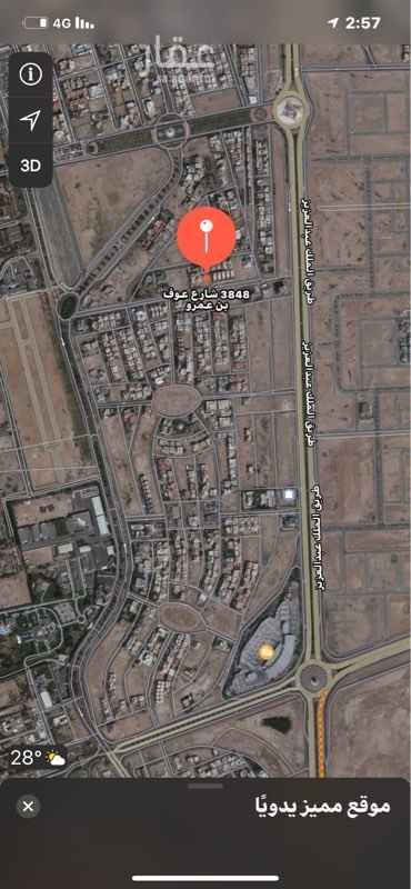 أرض للبيع في شارع عوف بن عمرو ، حي المرجان ، جدة