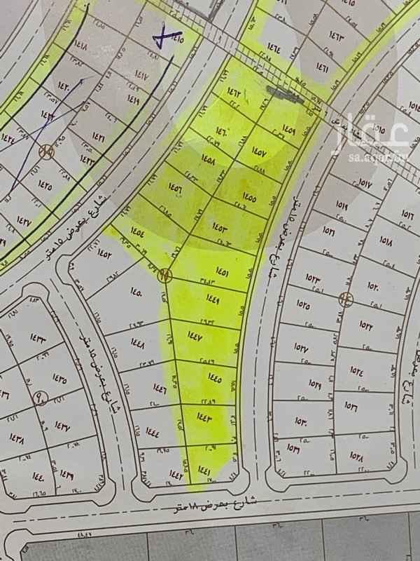 أرض للبيع في شارع السرح ، حي طيبة ، الرياض ، الرياض