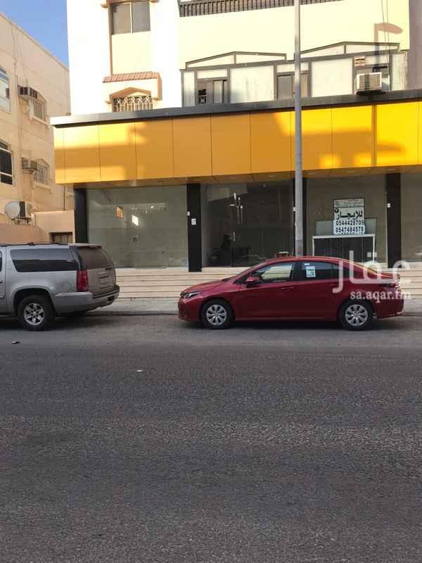 محل للإيجار في شارع البدوي الملثم ، حي البوادي ، جدة ، جدة