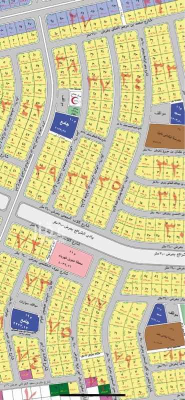 أرض للبيع في حي نبلاء ، المدينة المنورة ، المدينة المنورة