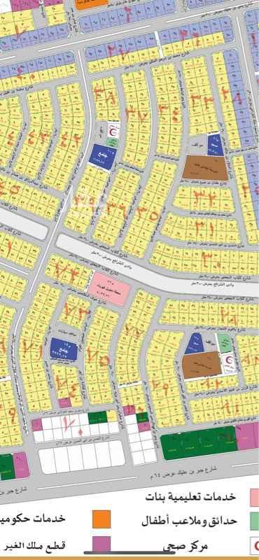 أرض للبيع في حي ، شارع الصلت الجهني ، حي نبلاء ، المدينة المنورة ، المدينة المنورة