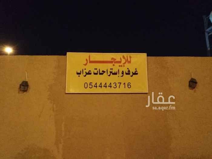 استراحة للإيجار في شارع عاصم بن الخطاب ، حي الرمال ، الرياض ، الرياض