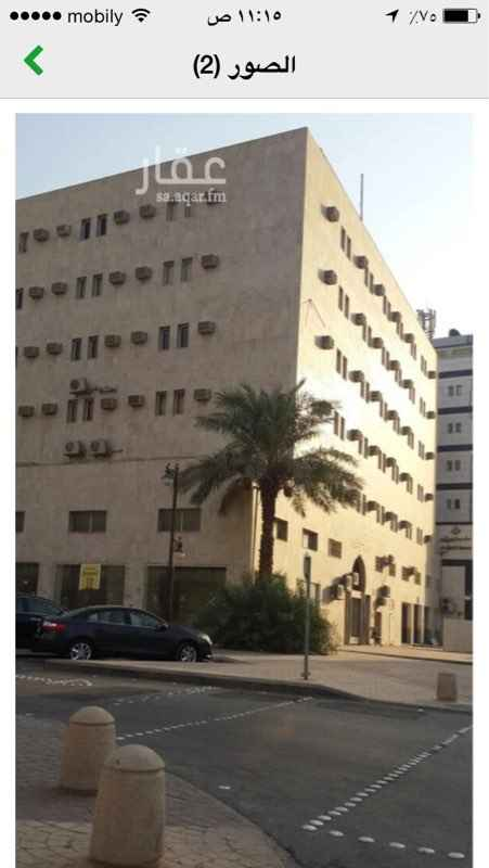 عمارة للبيع في شارع وادي الثمامة ، حي العليا ، الرياض