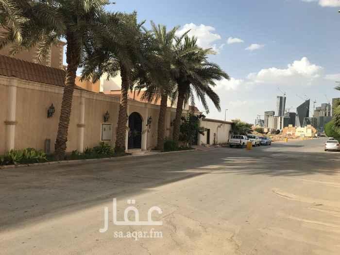 فيلا للبيع في شارع شرف الدين ، حي العقيق ، الرياض