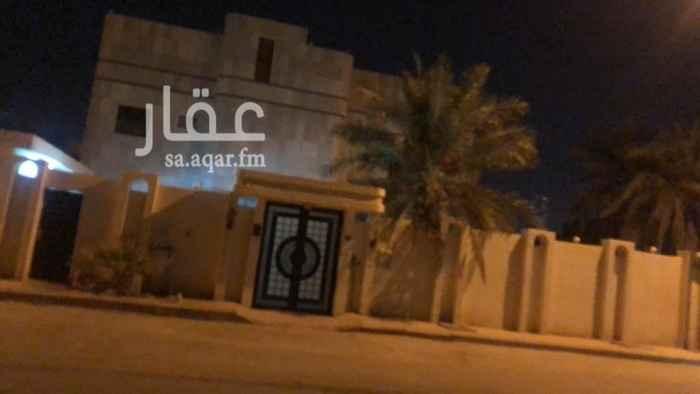 فيلا للبيع في شارع قلعة صلاح الدين ، حي العقيق ، الرياض