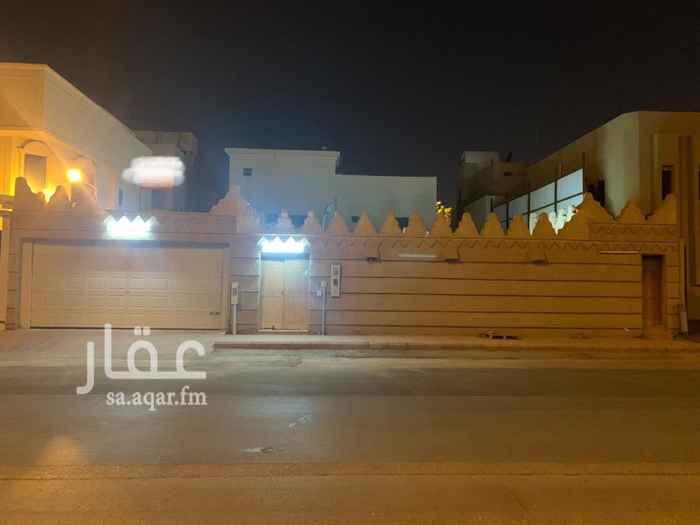 استراحة للإيجار في طريق الأمير محمد بن سلمان بن عبدالعزيز ، حي العقيق ، الرياض ، الرياض