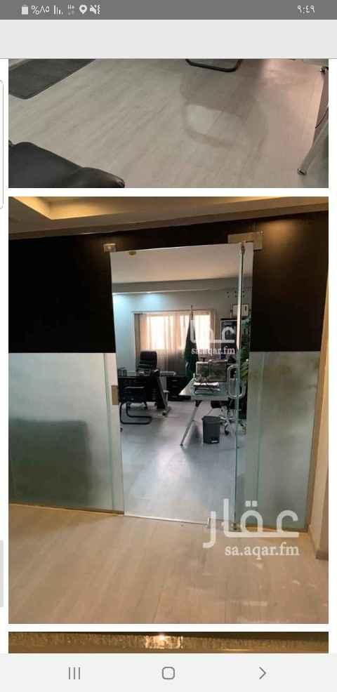 مكتب تجاري للإيجار في شارع الاميراحمد بن عبدالعزيز ، حي الورود ، الرياض ، الرياض