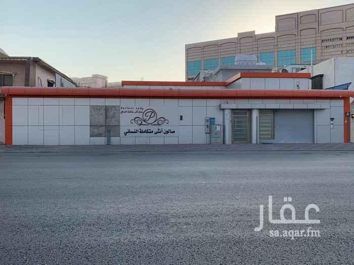 محل للإيجار في طريق الامير فهد بن سلمان ، حي العقربية ، الخبر ، الخبر