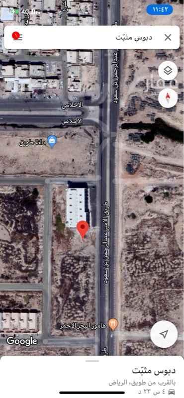 أرض للبيع في طريق الامير عبدالرحمن بن سعود ، الرياض
