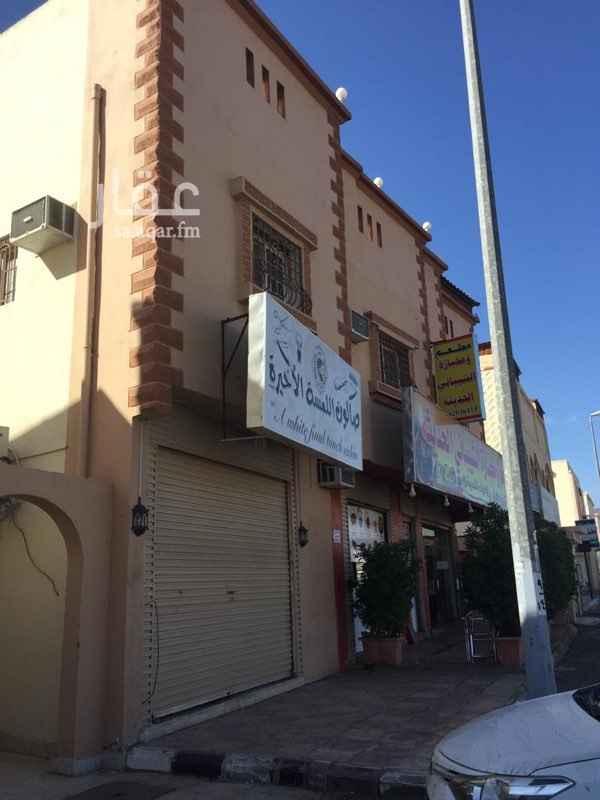 عمارة للبيع في شارع فاطمة بنت عبدالرحمن ، حي العزيزية ، المدينة المنورة