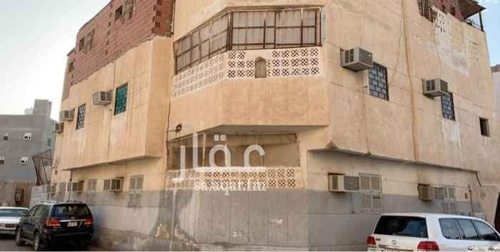 عمارة للبيع في طريق قباء ، حي العصبة ، المدينة المنورة