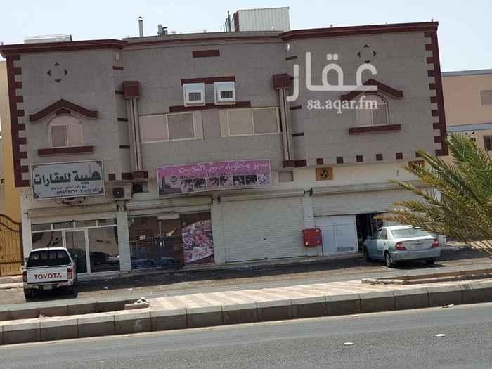 عمارة للبيع في شارع الحارث بن عمرو الانصارى ، حي الدفاع ، المدينة المنورة ، المدينة المنورة