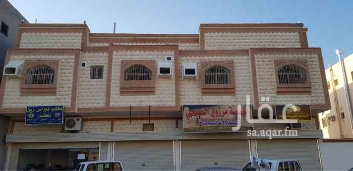 عمارة للإيجار في شارع الحارث بن انس بن رافع ، حي السكة الحديد ، المدينة المنورة ، المدينة المنورة