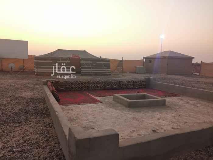 مخيم للإيجار في طريق بنبان المطار ، حي بنبان ، الرياض