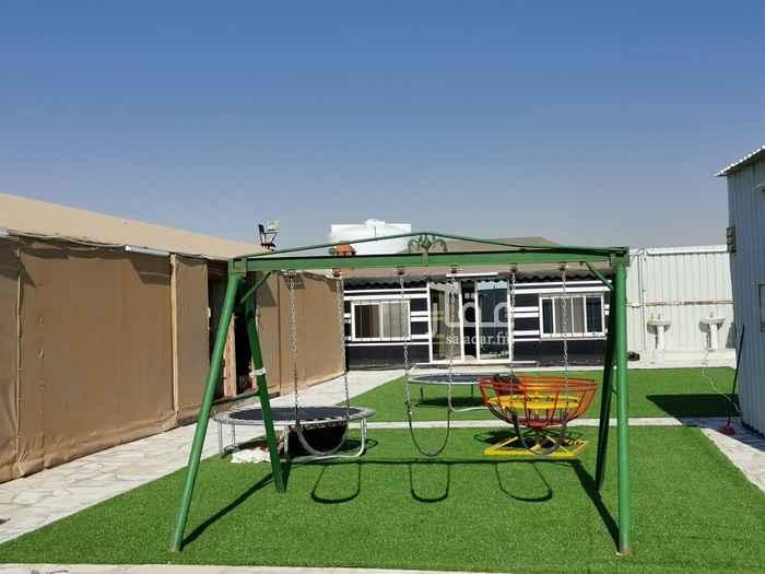 مخيم للإيجار في حي عريض ، الرياض ، الرياض