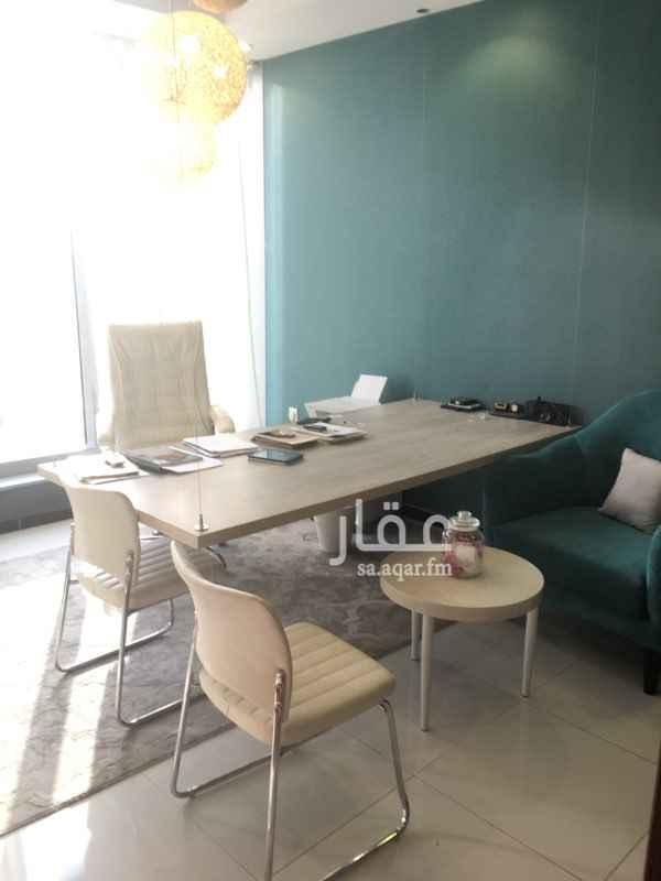 مكتب تجاري للإيجار في شارع المؤلفين ، حي الرحاب ، جدة ، جدة